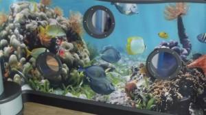 Nemo Sea Wall (Large)